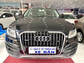 Bán xe Audi Q5 năm 2017, màu đen, xe nhập chính chủ