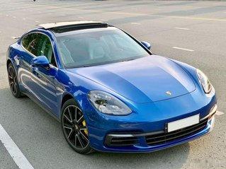 Cần bán gấp Porsche Panamera 4S sản xuất 2017, màu xanh lam