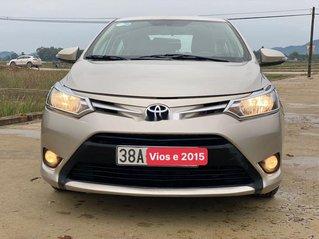 Cần bán xe Toyota Vios sản xuất năm 2015 còn mới