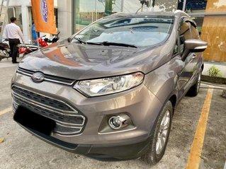 Cần bán Ford EcoSport sản xuất 2015, màu nâu còn mới