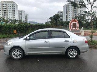 Bán ô tô Toyota Vios năm sản xuất 2011, màu bạc ít sử dụng