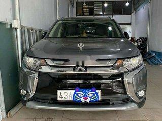 Cần bán lại xe Mitsubishi Outlander 2018, màu xám còn mới, giá tốt