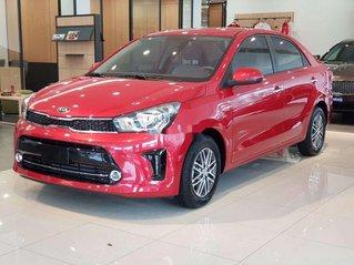 Cần bán xe Kia Soluto sản xuất 2021, màu đỏ, giá 369tr