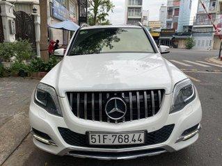 Bán Mercedes GLK 220 CDI đời 2013, màu trắng, giá 870tr