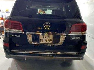 Cần bán Lexus LX 570 đời 2010, màu đen, xe nhập