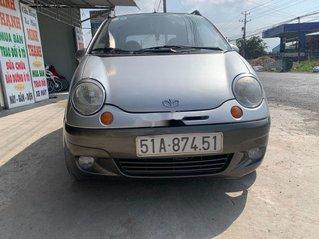 Cần bán xe Daewoo Matiz năm sản xuất 2006, màu xám