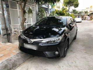 Bán Toyota Corolla Altis năm sản xuất 2018, màu đen