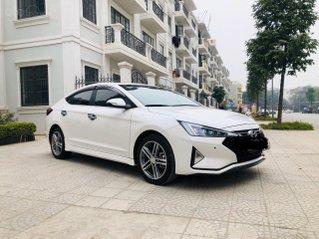 Hàng đẹp cần bán xe Hyundai Elantra 1.6 AT Turbo sản xuất 2019, mới đi hơn 21000 km