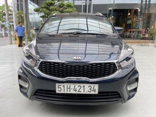 Bán xe Kia Rondo GMT xe màu xanh, biển số SG, trả góp chỉ 178 triệu