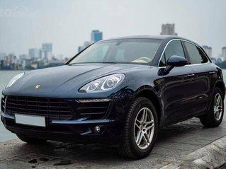Cần bán nhanh với giá ưu đãi nhất chiếc Porsche Macan xanh Cavansite đời 2015