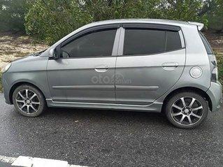 Cần bán Kia Morning năm 2011, màu xám còn mới