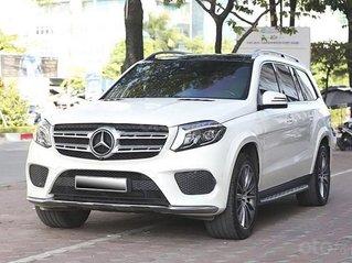 Cần bán Mercedes GLS 500 4Matic năm sản xuất 2016, màu trắng, nhập khẩu