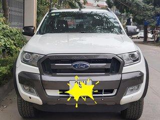 Ford Ranger 2018 3.2 Wiltrack, chính chủ kí bán