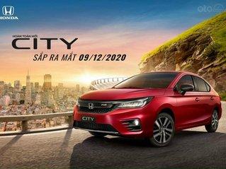 [Honda Hải Phòng] New Honda City 2021 + quà tặng, ưu đãi cực khủng + hỗ trợ vay trả góp 80% + giao xe ngay