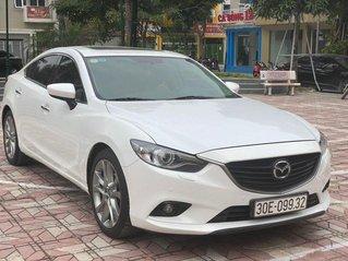 Mua xe giá thấp với chiếc Mazda 6 2.5AT sx 2013, xe còn mới
