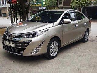 Cần bán lại xe Toyota Vios năm 2020 còn mới, giá chỉ 595 triệu