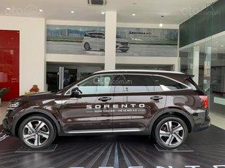 Kia Sorento 2021 - Bản cao cấp, máy dầu - Khuyến mại hấp dẫn - Hỗ trợ trả góp - Xe có sẵn đủ màu giao ngay