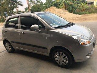 Cần bán xe Chevrolet Spark sản xuất 2011, màu bạc, nhập khẩu, giá 139tr