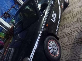 Cần bán lại xe Daewoo Nubira đời 2000, màu đen, nhập khẩu