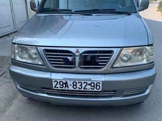 Bán xe Mitsubishi Jolie sản xuất năm 2003, màu bạc