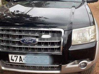 Bán xe Ford Everest đời 2008, màu đen chính chủ, 319tr