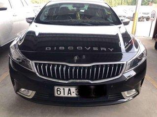 Bán ô tô Kia Cerato sản xuất 2016, màu đen, nhập khẩu