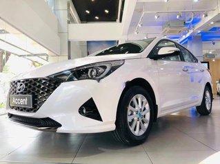 Bán ô tô Hyundai Accent đời 2021, màu trắng