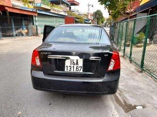 Bán xe Daewoo Lacetti đời 2011, màu đen chính chủ