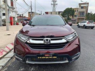Cần bán lại xe Honda CR V 2020, màu đỏ, nhập khẩu