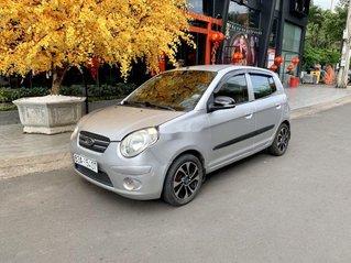 Cần bán lại xe Kia Morning 2007, màu bạc, xe nhập