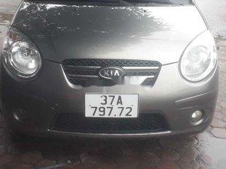 Cần bán xe Kia Morning năm sản xuất 2011, màu xám, giá chỉ 185 triệu