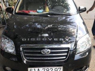 Cần bán gấp Daewoo Gentra 2009, màu đen, xe nhập chính chủ, 190tr