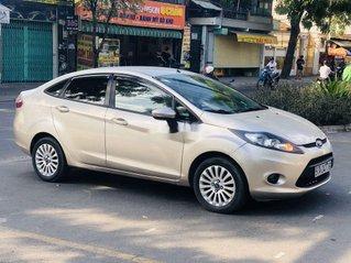Cần bán lại xe Ford Fiesta 2012, màu bạc, nhập khẩu nguyên chiếc