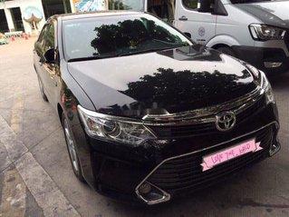 Cần bán Toyota Camry năm 2016, màu đen, nhập khẩu nguyên chiếc