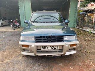 Cần bán xe Ssangyong Musso năm sản xuất 1997 còn mới, 870tr