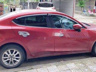 Bán xe Mazda 3 năm sản xuất 2018, màu đỏ, xe nhập