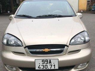 Cần bán xe Chevrolet Captiva năm sản xuất 2008, màu vàng, giá chỉ 150 triệu