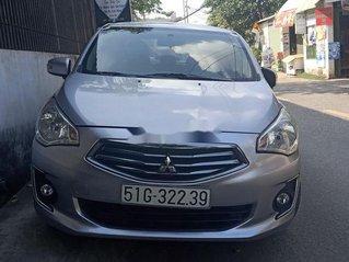 Cần bán xe Mitsubishi Attrage sản xuất 2017, màu bạc, nhập khẩu