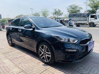 Kia Cerato 1.6AT Luxury 2019 màu xanh đen, biển tỉnh xe đẹp