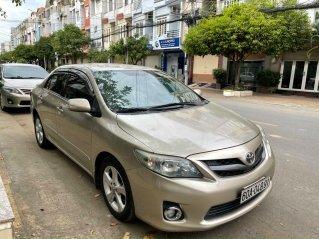 Cần bán lại xe Toyota Corolla Altis đời 2012, màu kem (be), ít sử dụng, giá 479 triệu đồng