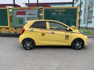 Bán Kia Morning đăng ký 2015, màu vàng, mới 95%, giá tốt 210 triệu đồng