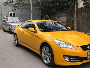 Bán ô tô Hyundai Genesis đời 2009, màu vàng, xe nhập