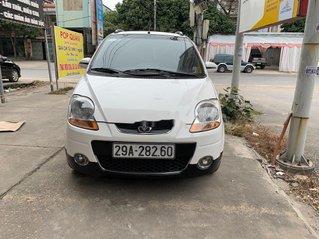 Bán Daewoo Matiz đời 2008, màu trắng, xe nhập