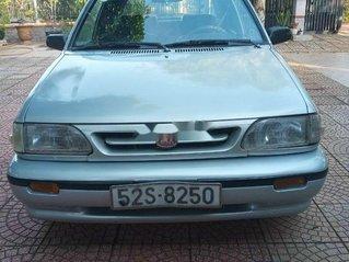 Xe Kia Pride năm sản xuất 2000, màu bạc