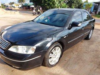 Cần bán lại xe Ford Mondeo sản xuất 2003, màu đen, giá chỉ 132 triệu