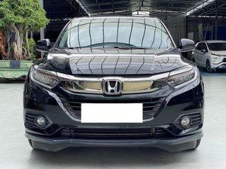 Cần bán gấp Honda HR-V đời 2018, màu đen