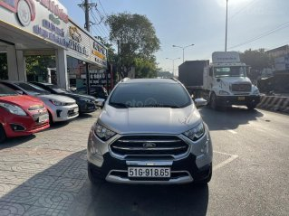 Mới về Ford Ecosport sản xuất 2018 đăng ký 2019, 1.5L bản Titanium