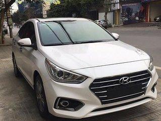 Bán Hyundai Accent năm 2018, màu trắng còn mới