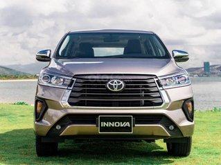 Toyota Innova 2021 - Giảm giá sâu kèm nhiều PK chính hãng, tặng 3 năm bảo dưỡng TMV - Giao xe ngay