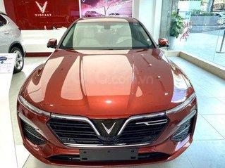 (Hot) VinFast LUX A2.0 2021 ưu đãi trả trước chỉ từ 92 triệu nhận xe ngay